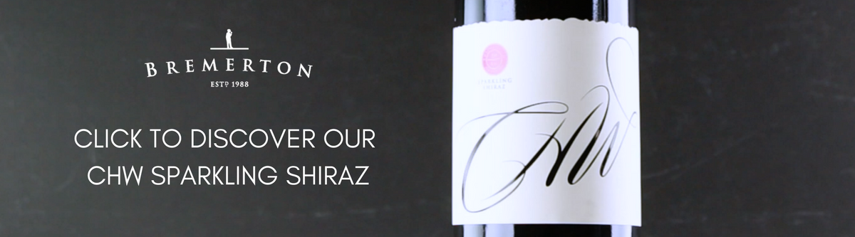 Click to discover our CHW Sparkling Shiraz