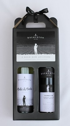 Twin Bottle Gift Pack